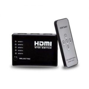 HDMI Switch.