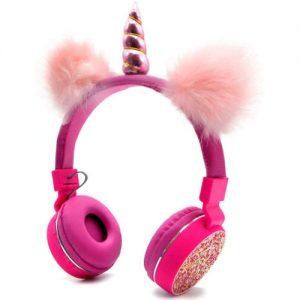 Kids Unicorn Bluetooth Headphones