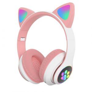 BLUETOOTH HEADPHONE (CAT EAR)